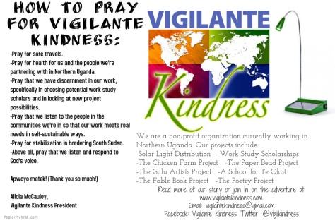 Pray for VK